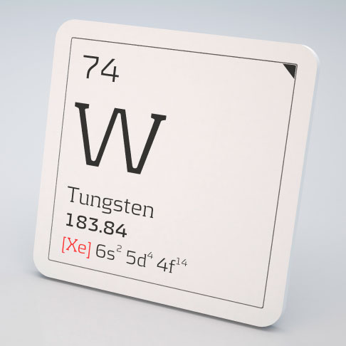 Tungsten, Carbide, Hartstoffe, Karbide