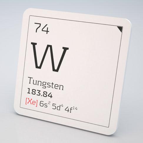 Tungsten, Carbide, Hartstoffe, Karbide